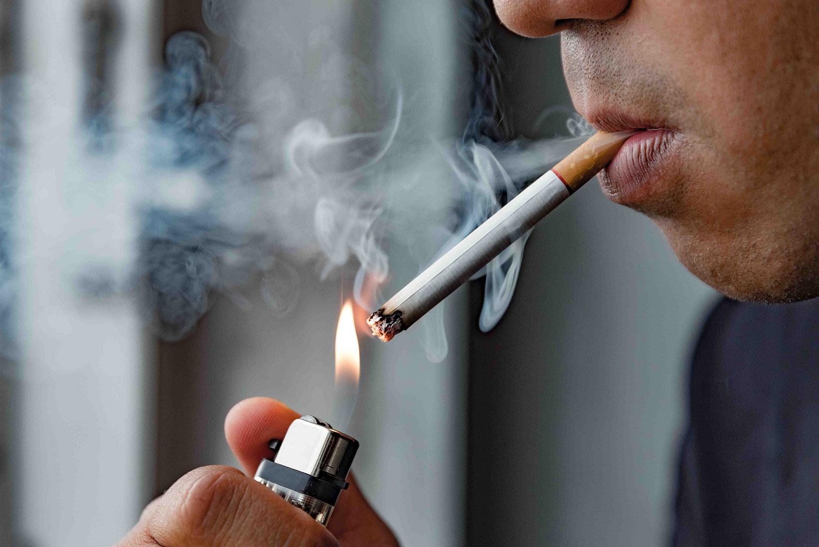 humo cigarrillo dañio salud