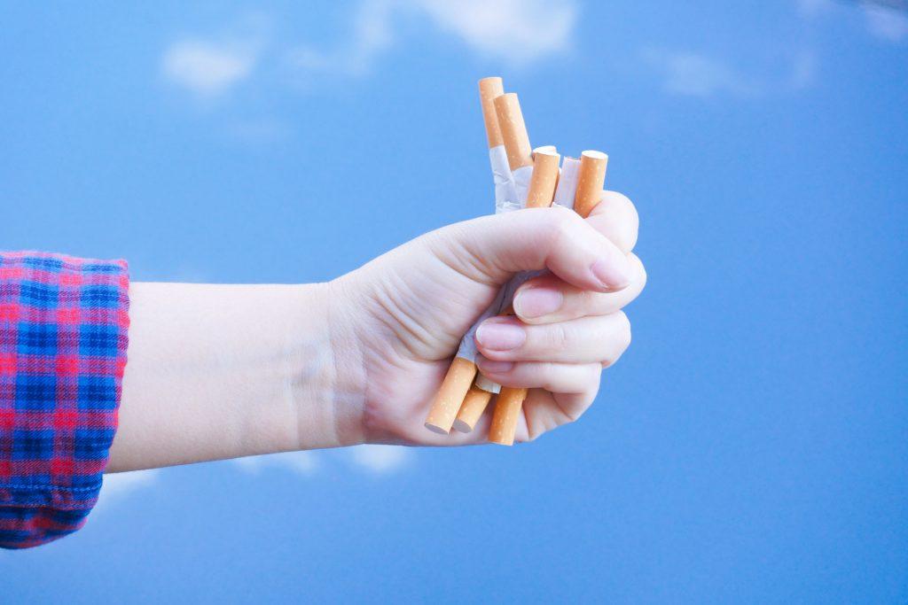 como recuperarse recaida tabaquismo